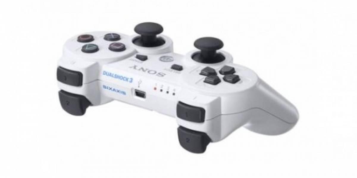 Se avecina el DualShock 3 Ceramic White