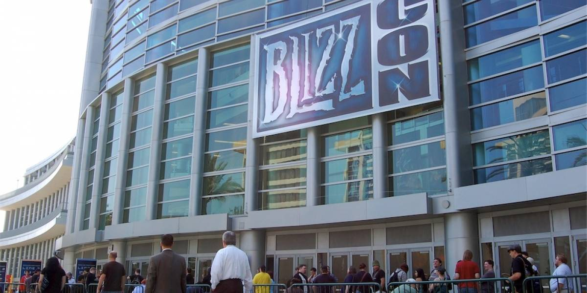 Ya estamos en BlizzCon 2009