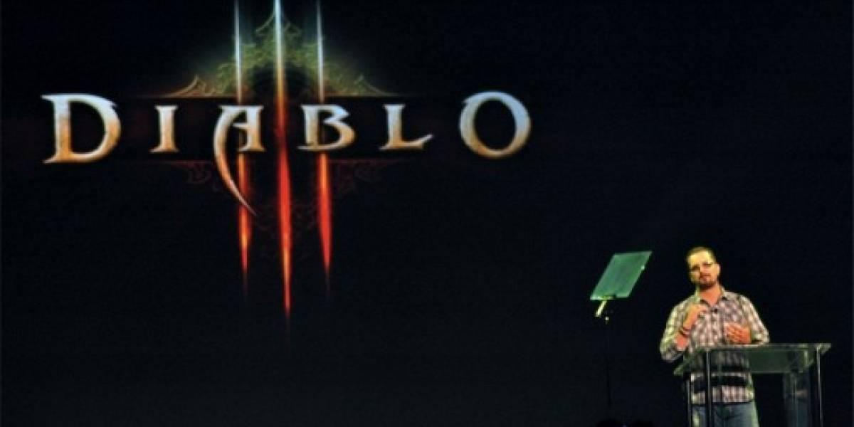 Monk: Nueva clase para Diablo III [BlizzCon 2009]