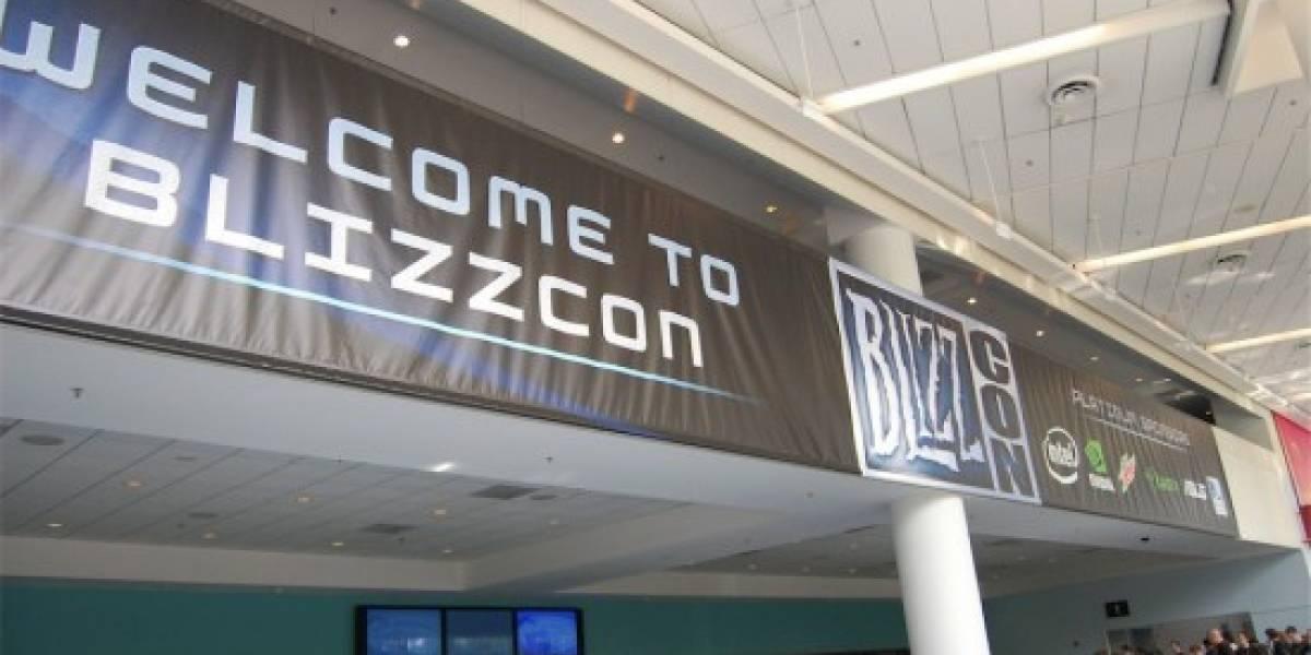 Un paseo por BlizzCon 2009
