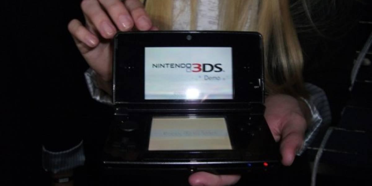 La Nintendo 3DS no es recomendable para los niños más pequeños