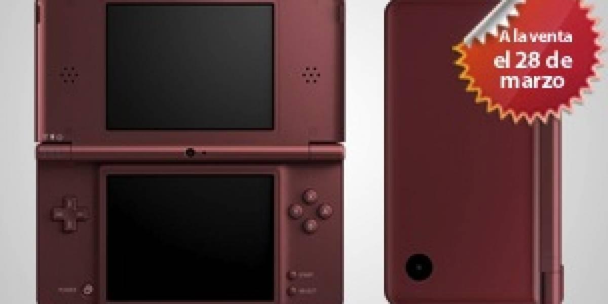 México: Y el precio de la Nintendo DSi XL es de...