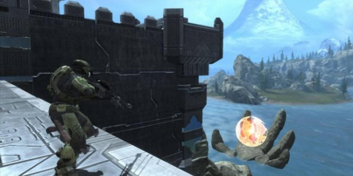 Parche de Halo Reach: Nuevos mapas, matchmaking