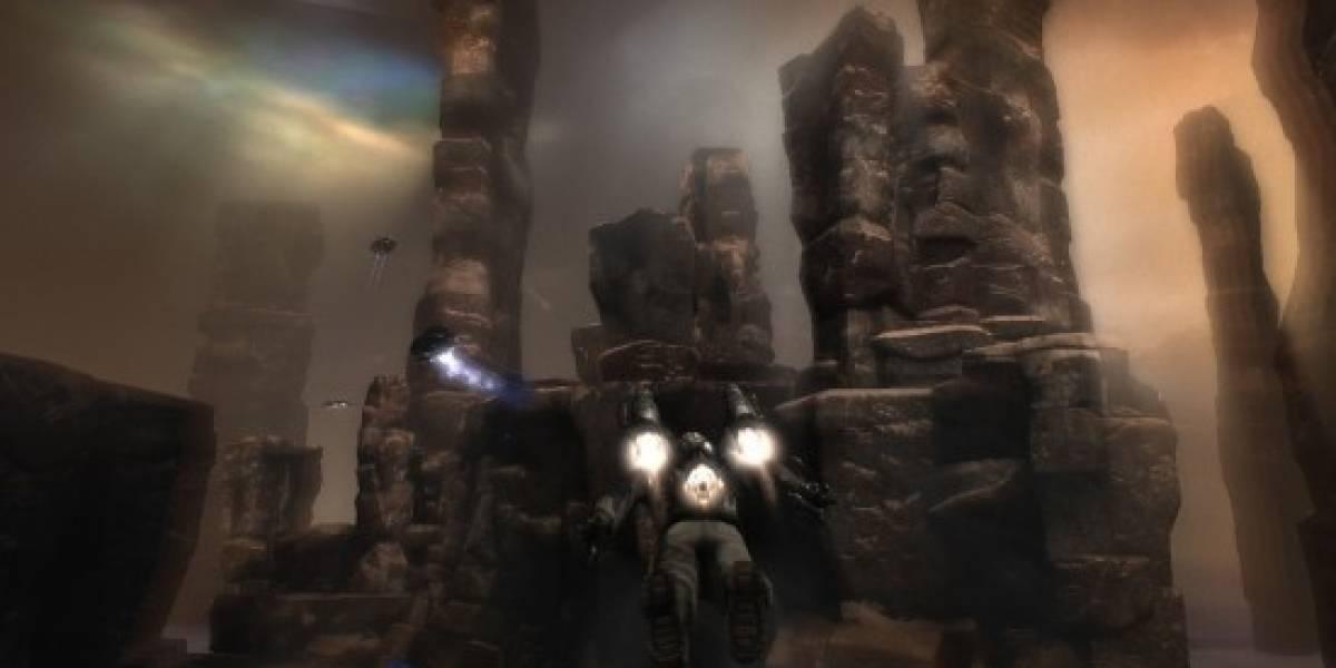 Nuevas imágenes de Dark Void