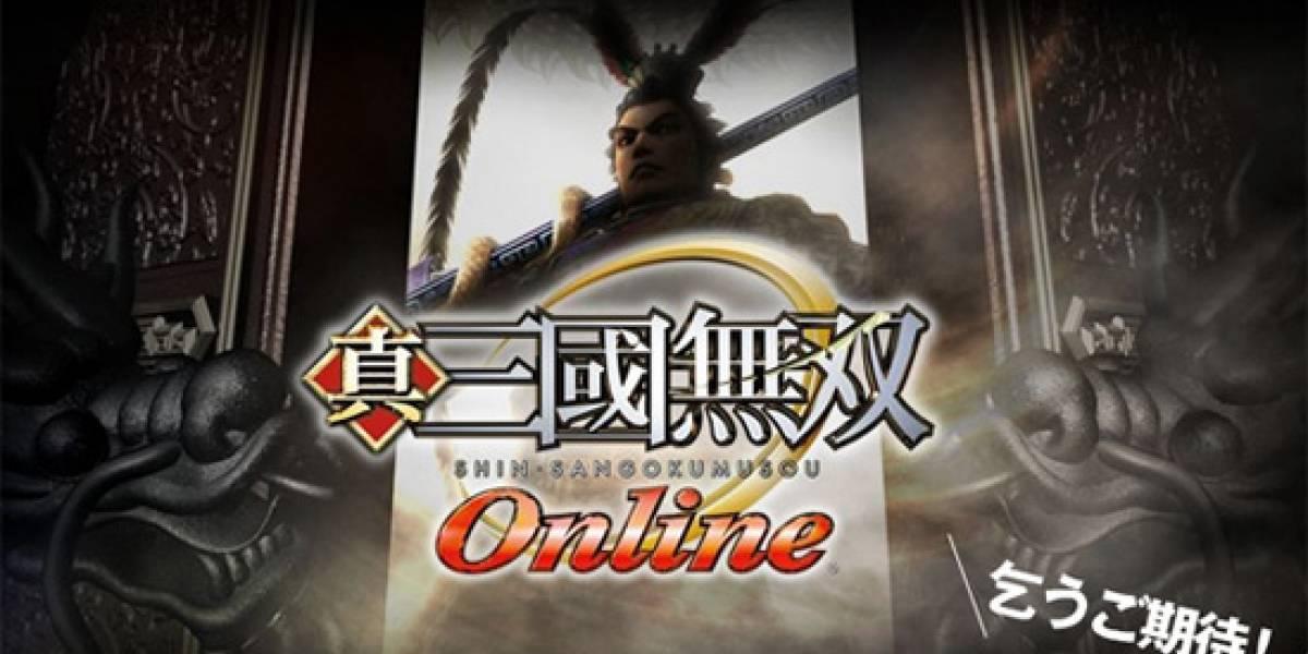 Koei anuncia Dynasty Warriors Online para PS3 [TGS 09]