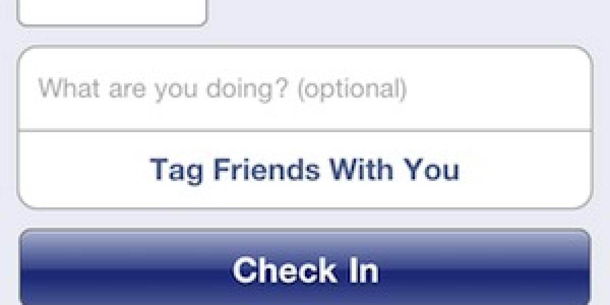 Facebook para iOS permite nuevos usos