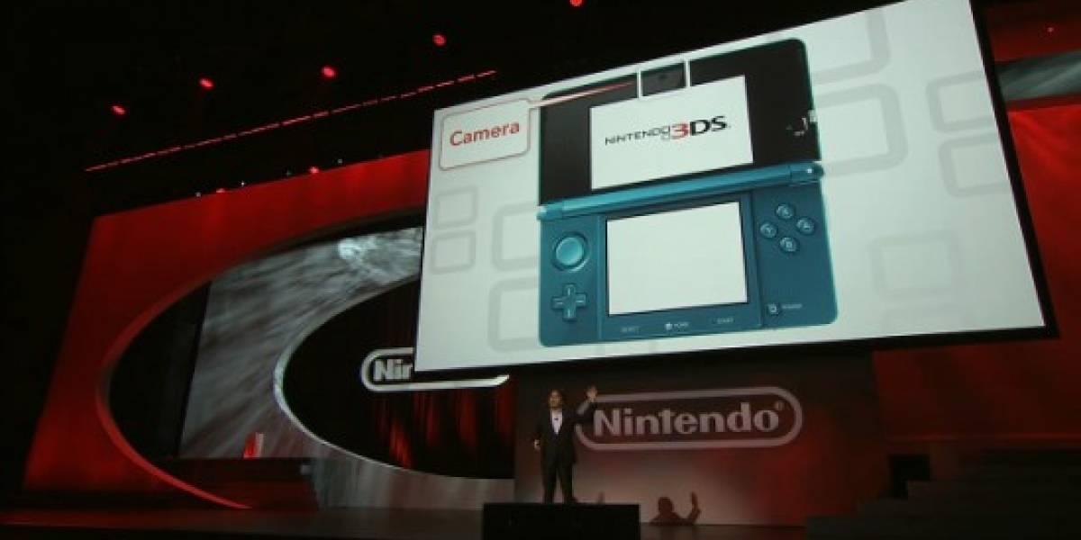 Detalles de Nintendo 3DS [E3 2010]