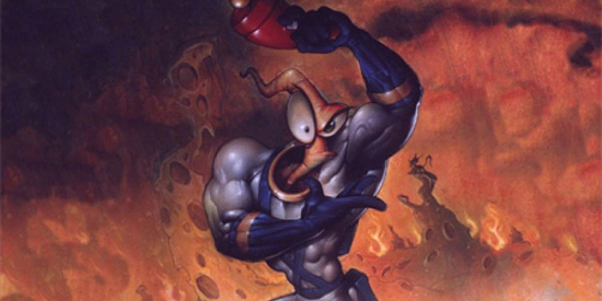 Earthworm Jim llegará a Xbox 360, PS3 y Wii