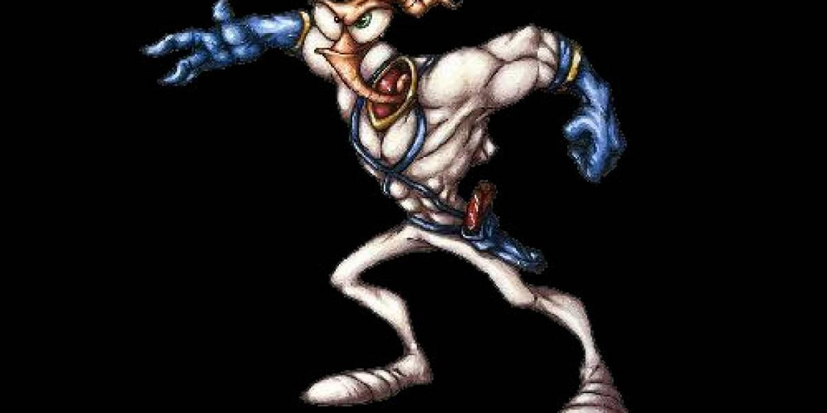 Futurología: Earthworm Jim 4 en desarrollo para Wii