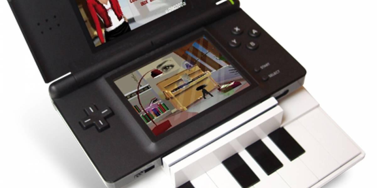 Easy Piano, un pianito portátil para DS