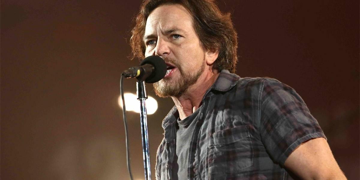 Eddie Vedder anuncia seu terceiro show solo em São Paulo
