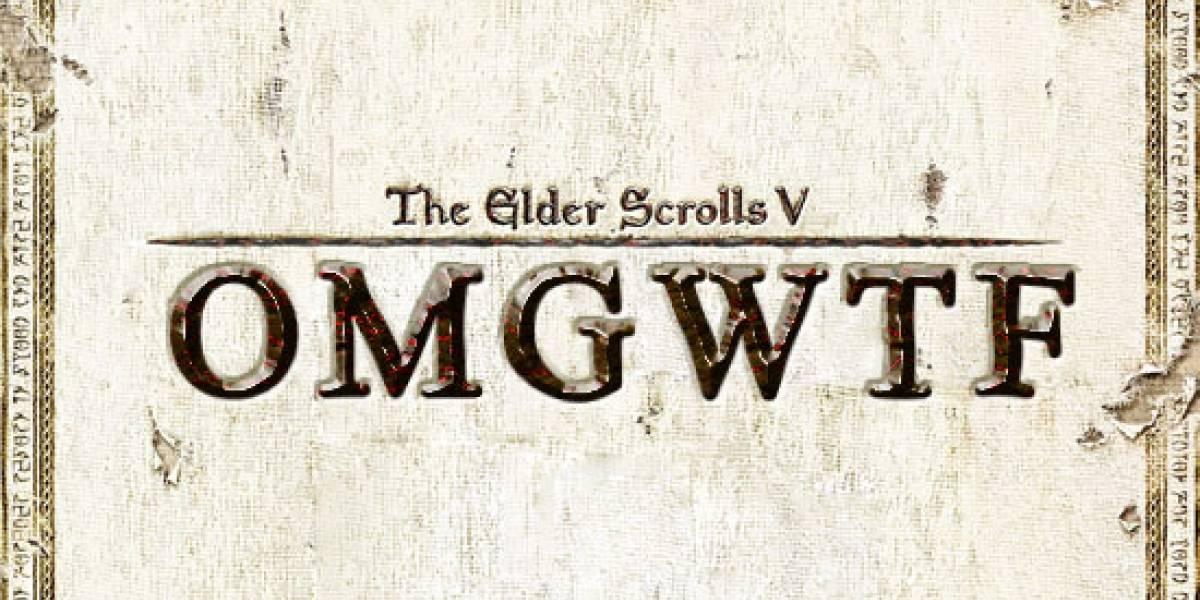 El próximo juego de Bethesda es... cualquier otra cosa menos Elder Scrolls V [QuakeCon 09]