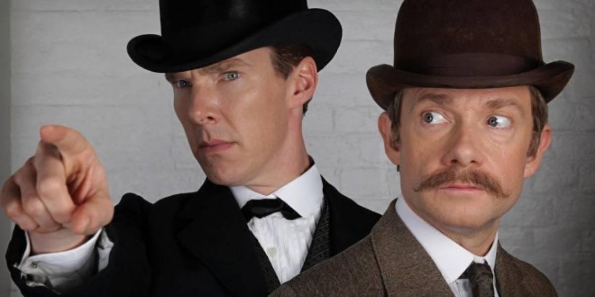 El especial navideño de Sherlock se situará en el siglo XIX
