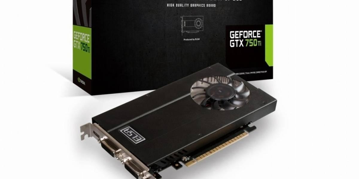 ELSA anuncia su tarjeta gráfica GeForce GTX 750 Ti SP