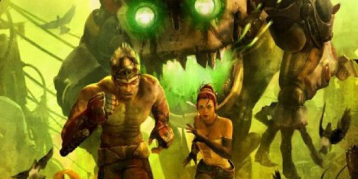 Namco Bandai anuncia oficialmente Enslaved para PS3 y Xbox 360