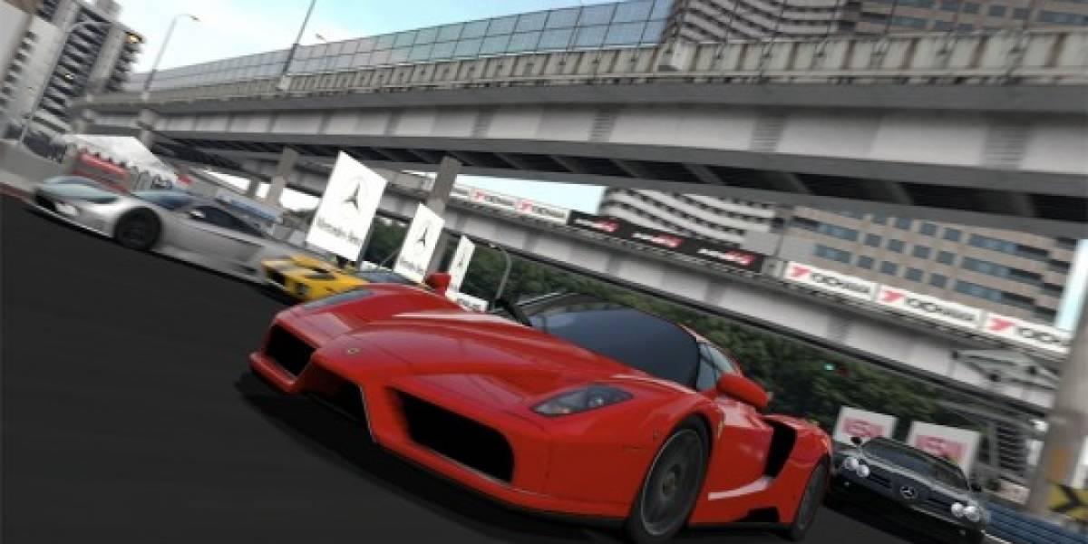 Imperdible: Nuevas imágenes de Gran Turismo PSP