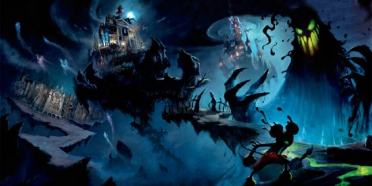 Disney tuvo la idea para Epic Mickey
