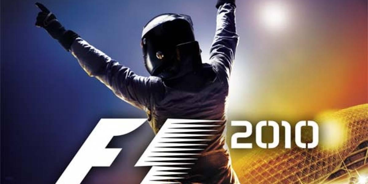 Detalles del modo multijugador de F1 2010