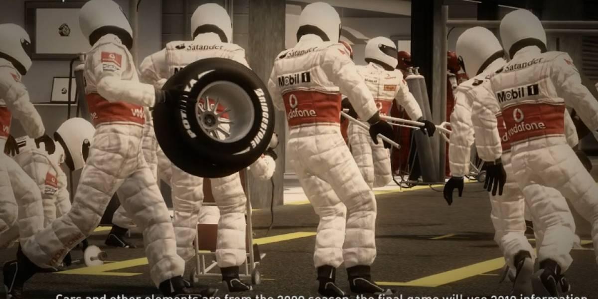No habrá demo de F1 2010