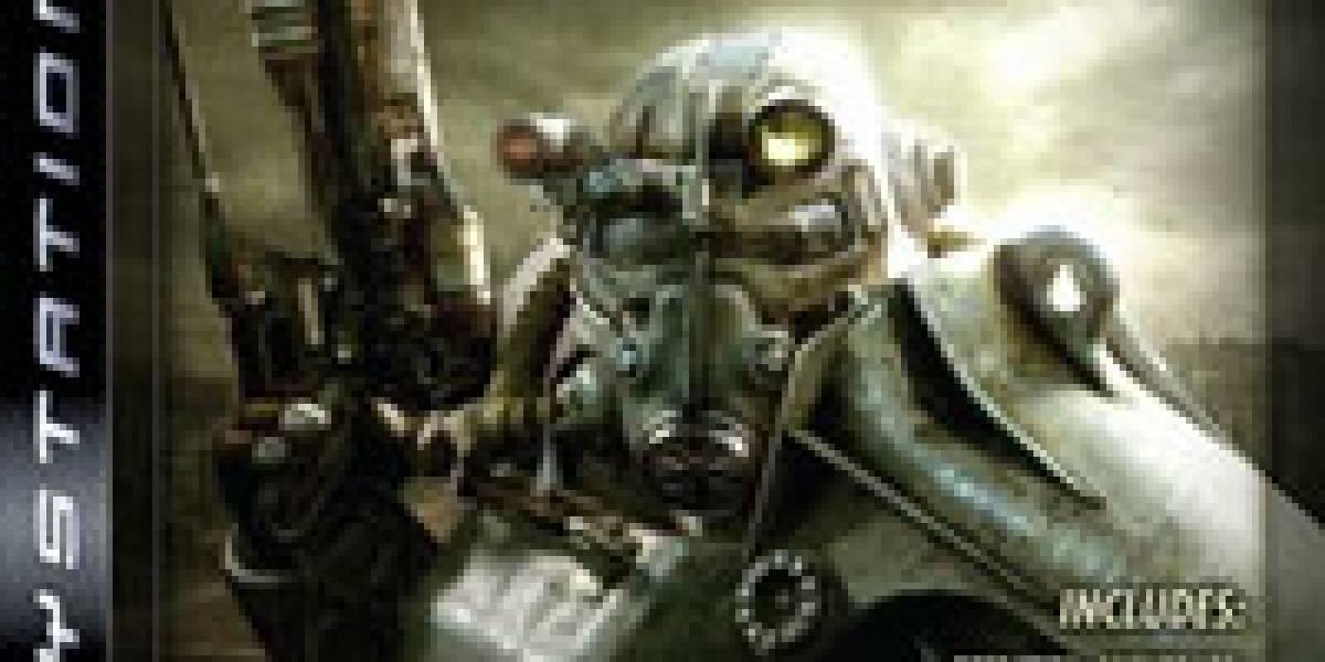 Bethesda le pone fecha al DLC de Fallout 3 para PS3