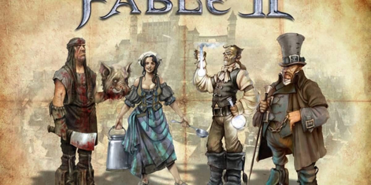 Fable II: Game Episodes ya está disponible a través de Xbox LIVE