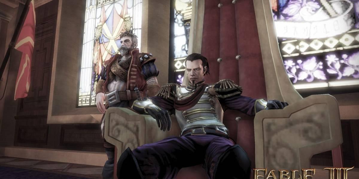 Fable III se retrasa en PC