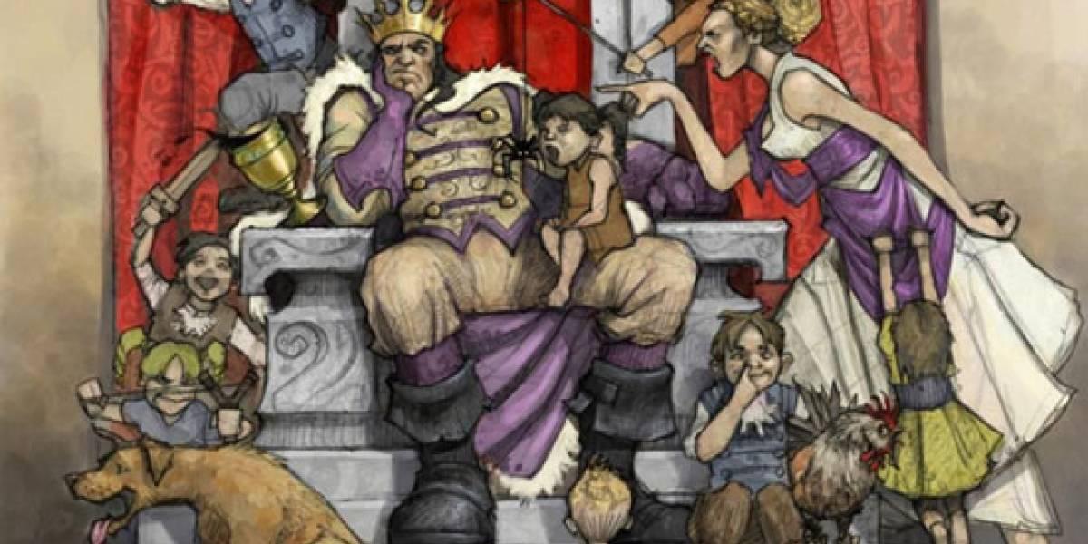 Peter Molyneux confirma soporte de Natal y microtransacciones en Fable 3