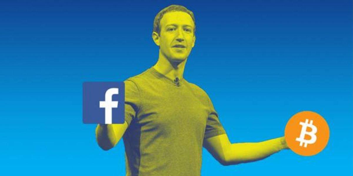 Facebook provocó derrumbe del bitcoin: no permitirá avisos de criptomonedas