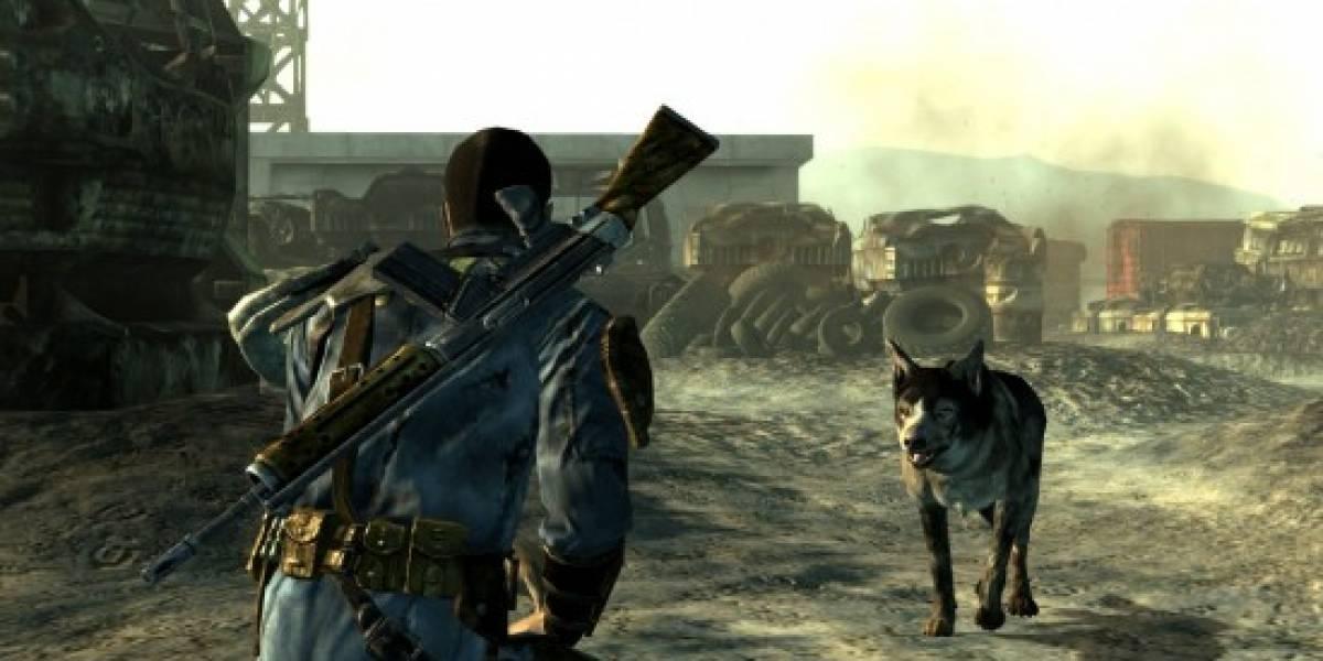 Futurología: Fallout: New Vegas saldría en Junio de 2010