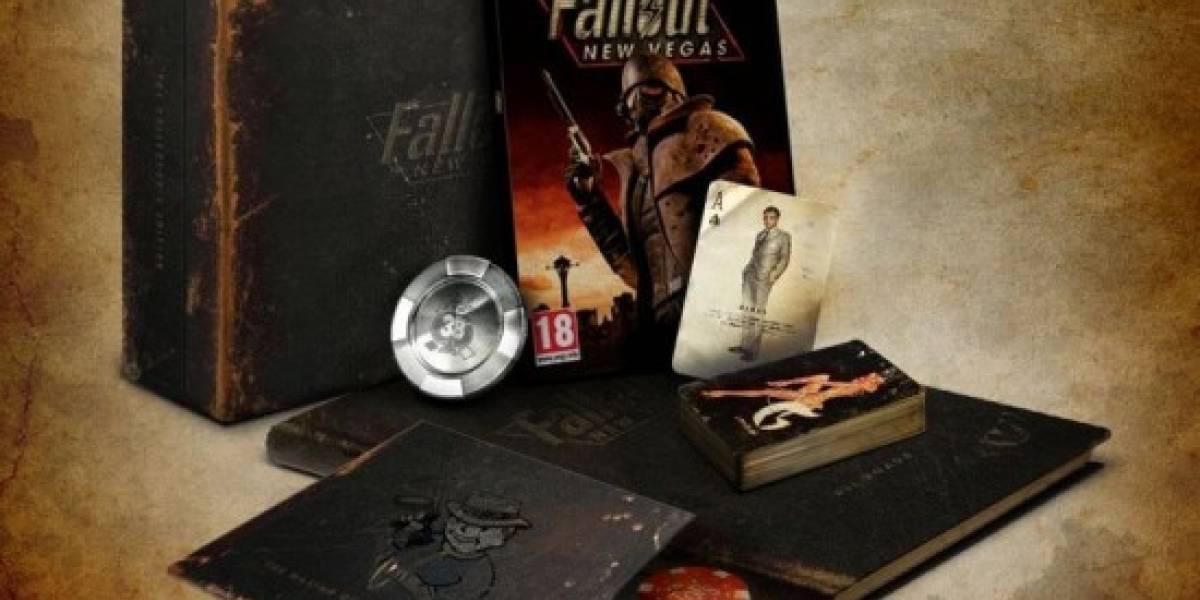 Así será la edición de colección de Fallout: New Vegas