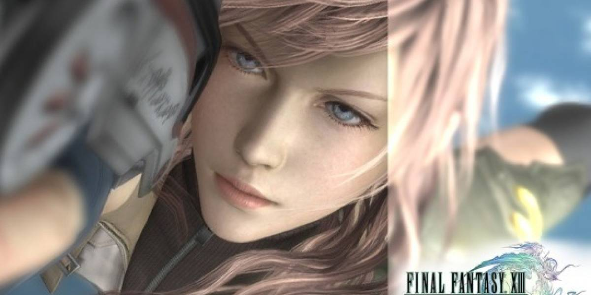 Final Fantasy XIII 360 pesa 18.3gb