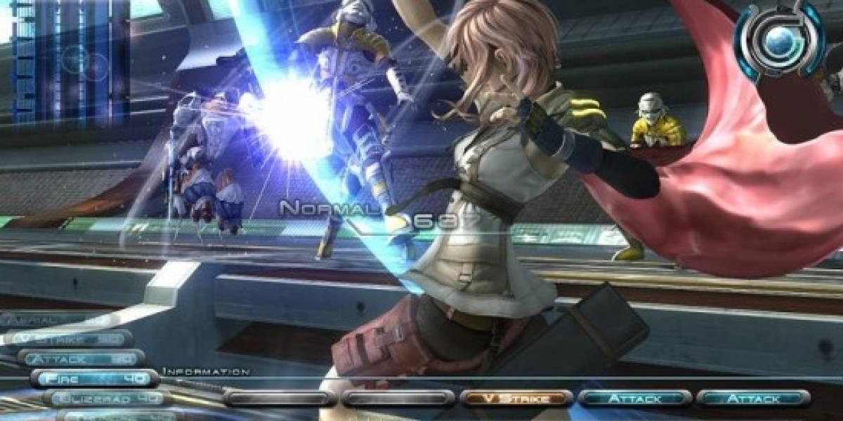 Final Fantasy XIII no fue mejor por culpa del (vil) dinero... según Square Enix