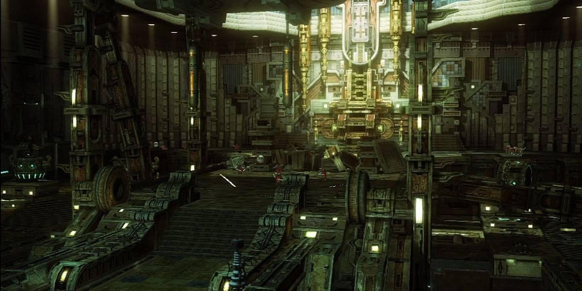 Primeros 10 minutos de Final Fantasy XIII