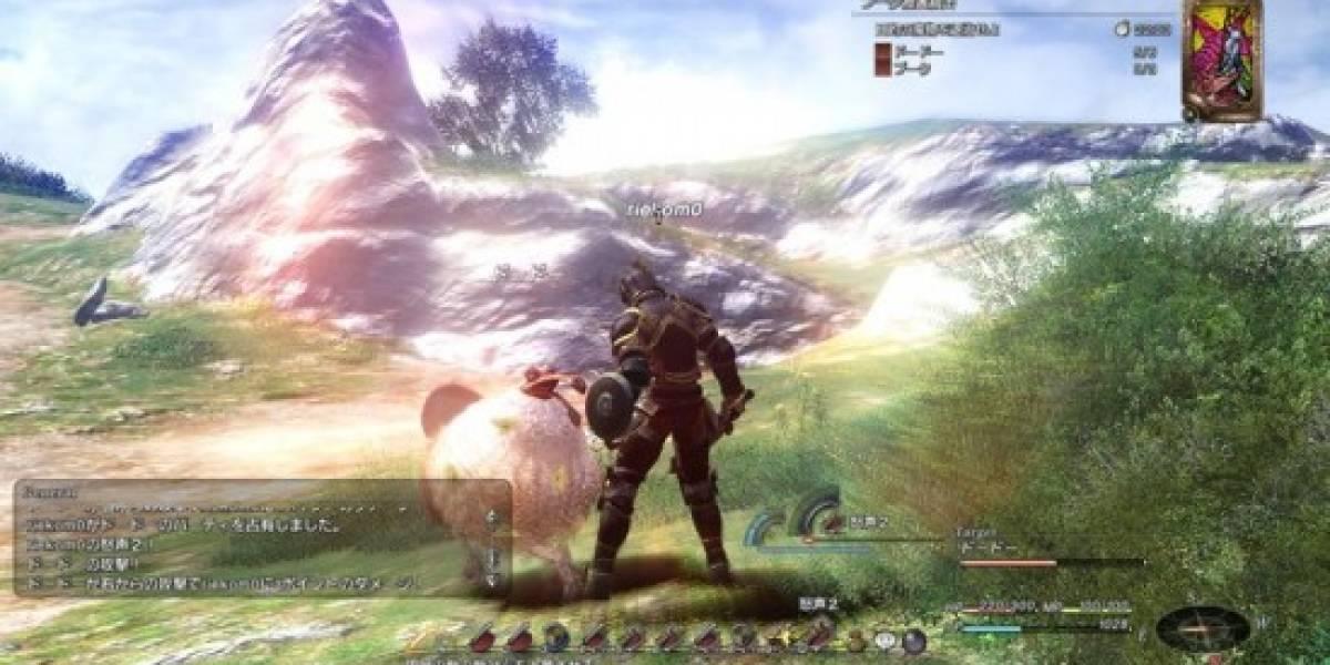 Imágenes de Final Fantasy XIV [gamescom 09]