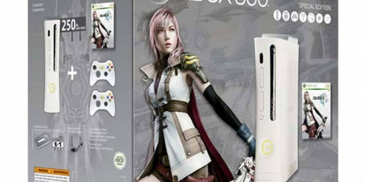 Futurología: Paquete de Xbox 360 con Final Fantasy XIII para Norteamérica