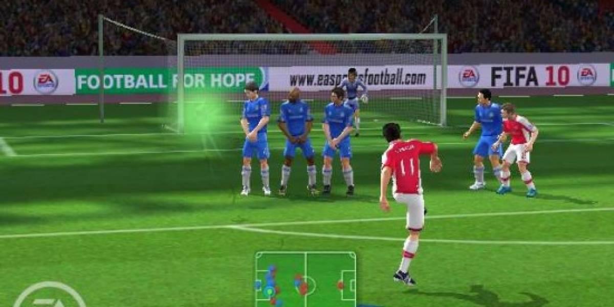 FIFA 11 en Wii tendrá modo callejero