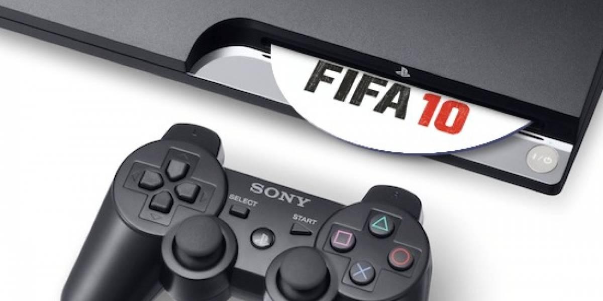 Futurología: PS3 250GB vendría con FIFA 10