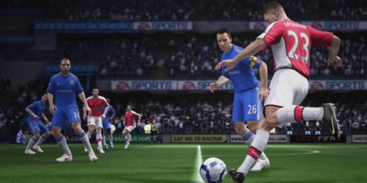 EA dice que no estamos lejos de un FIFA 3D
