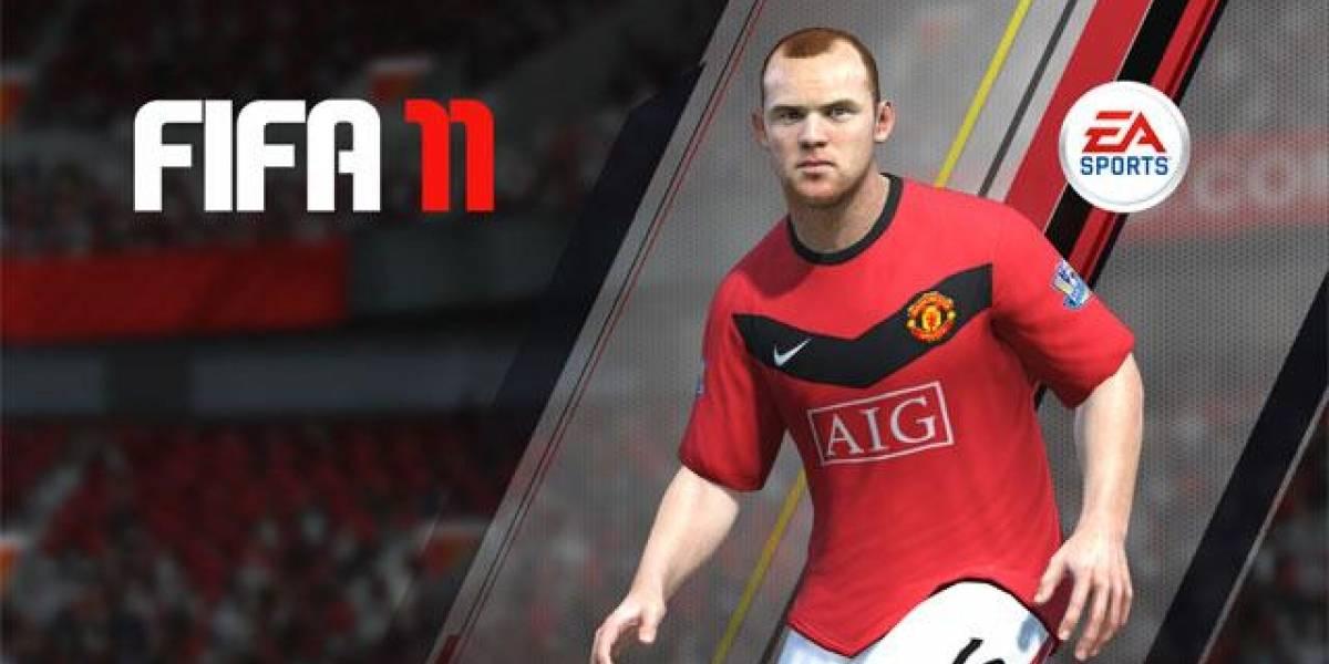 Wayne Rooney continuará siendo rostro de EA Sports