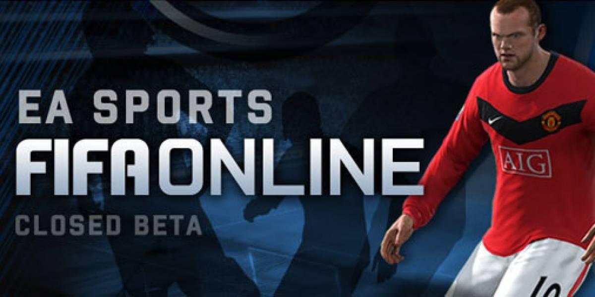 EA Sports anuncia FIFA Online y ya tiene Beta
