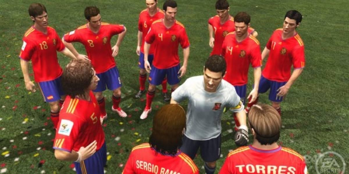 Imágenes de FIFA World Cup 2010