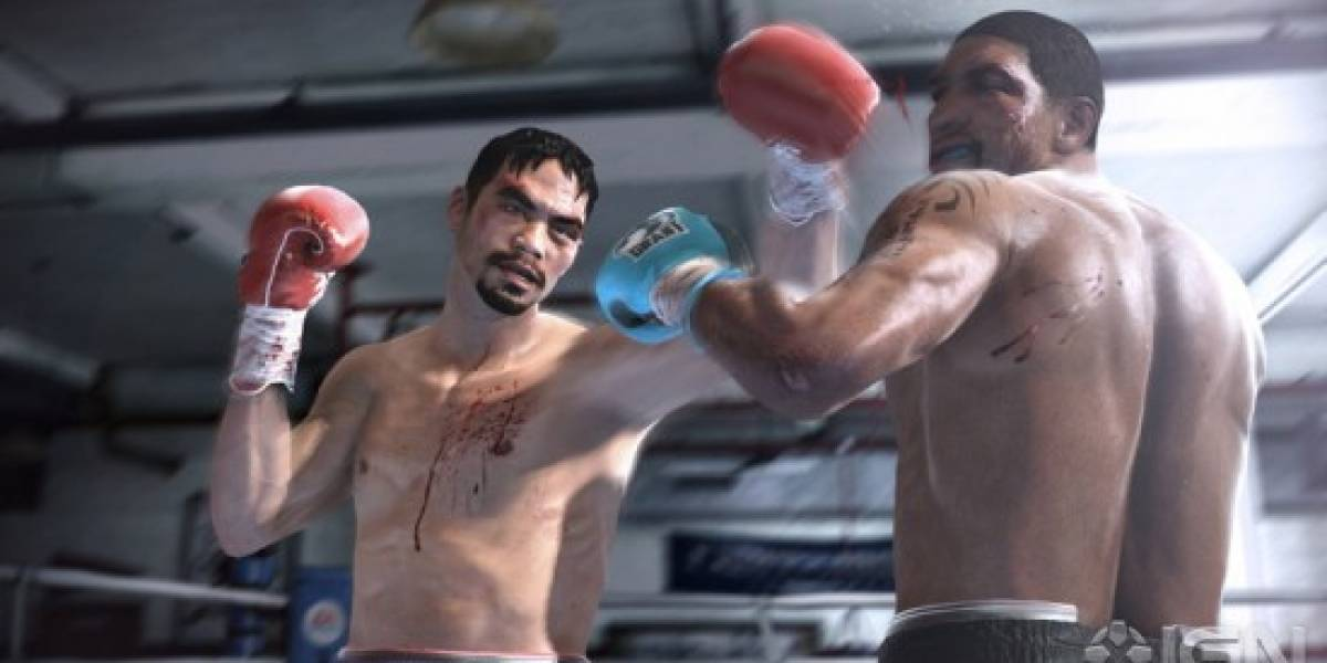 EA anuncia Fight Night Champion para Xbox 360 y PS3