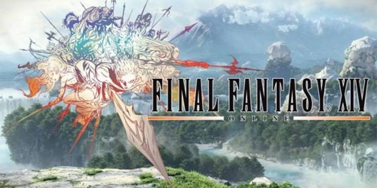 Futurología: Final Fantasy XIV a Xbox 360 en el Tokyo Game Show