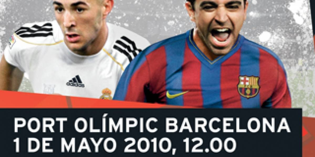 Final del mundial FIFA Interactiva en Barcelona