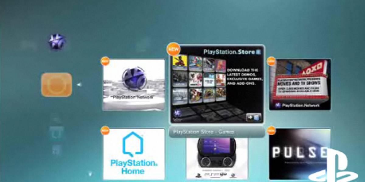 Las novedades en el Firmware 3.0 de la PS3 [gamescom 09]