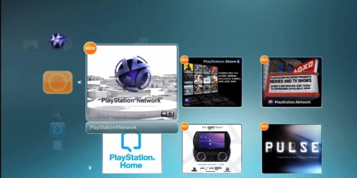 Disponible el firmware 3.0 del PlayStation 3