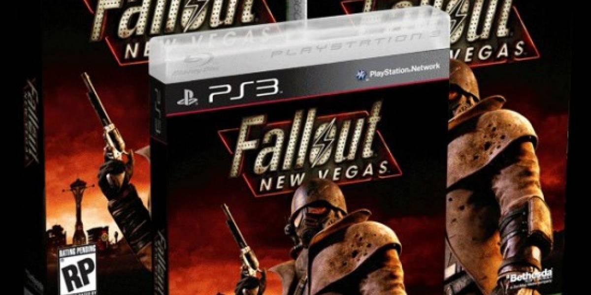 Fallout: New Vegas contará con un gran elenco