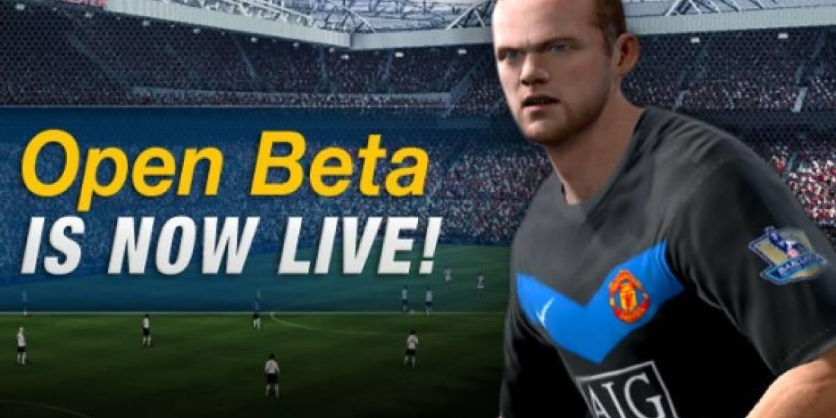 FIFA Online ahora en fase beta para todos