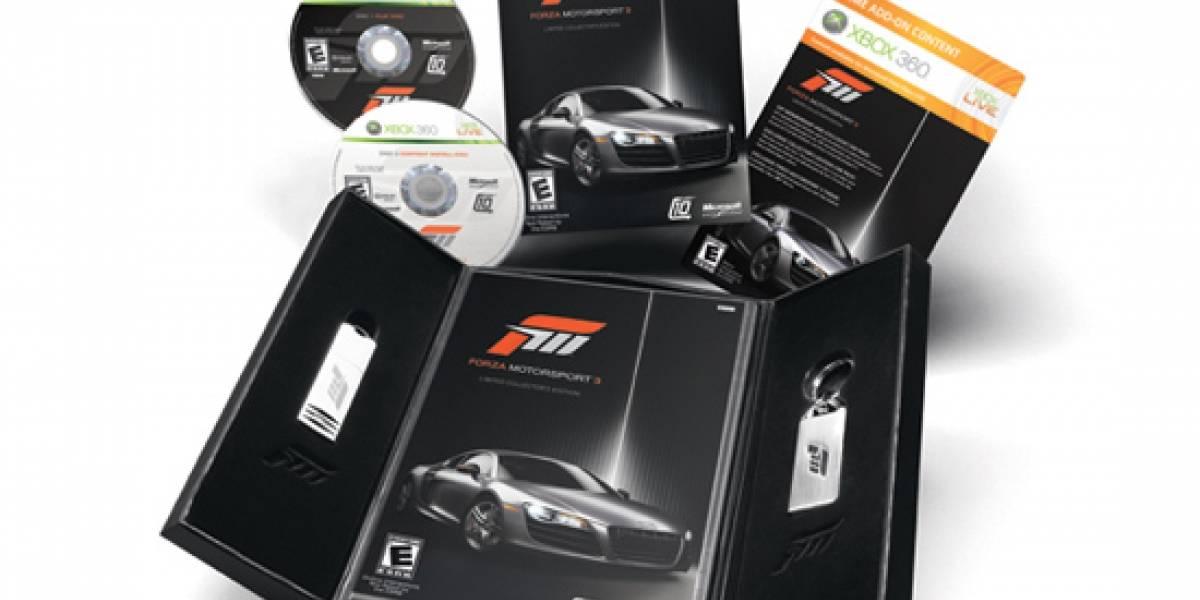 Forza 3 sin retrasos, llegará el próximo 27 de Octubre