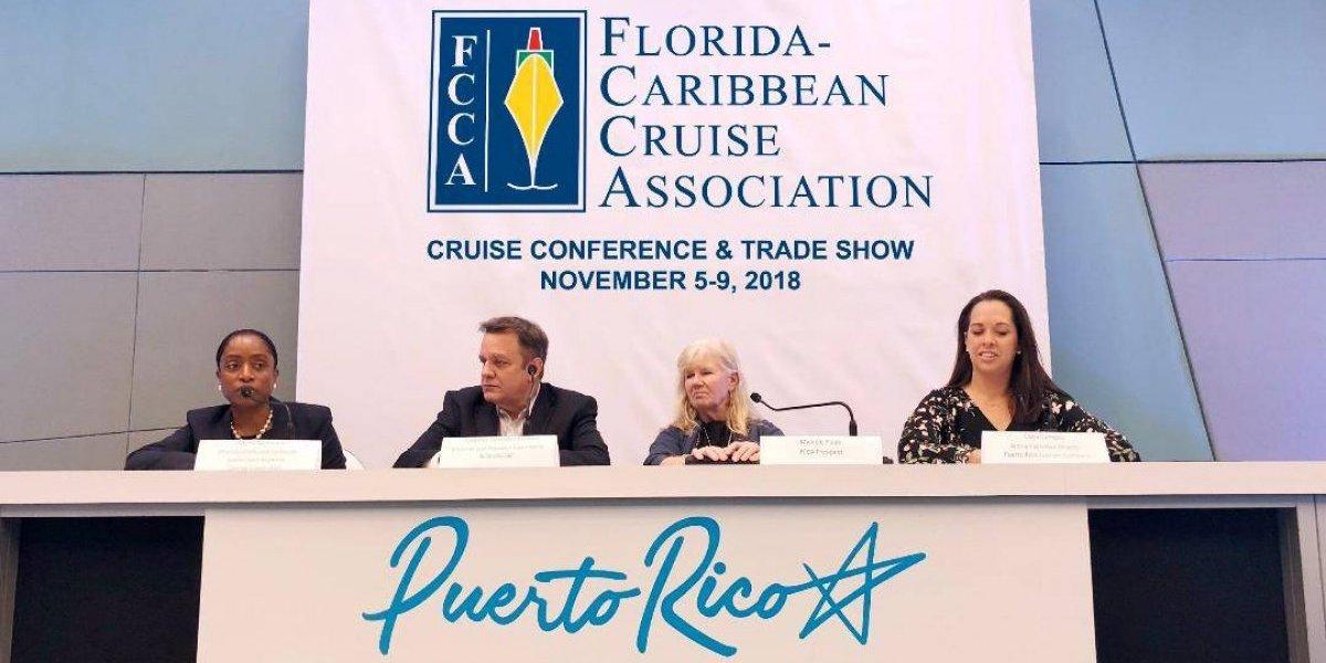Industria de cruceros destaca avances en la Isla tras huracanes